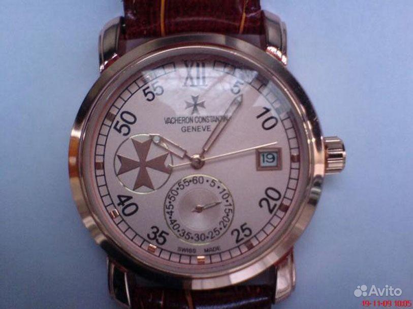 Сколько стоить часы vacheron constantin 42005