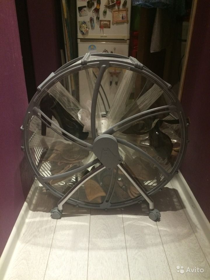 Обувница колесо