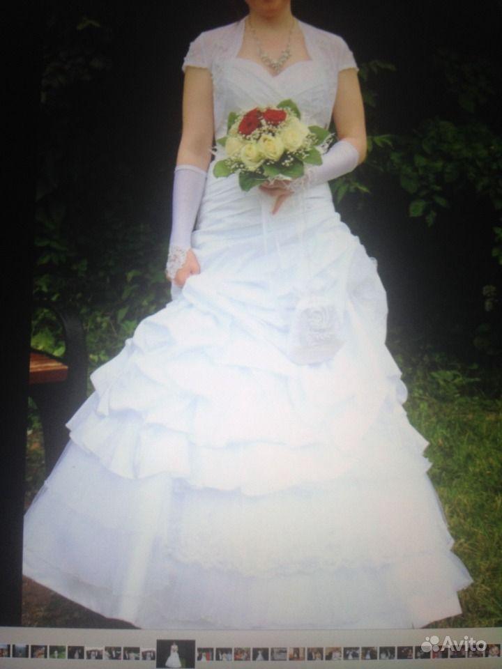 Авито Курск Купить Свадебное Платья Б У