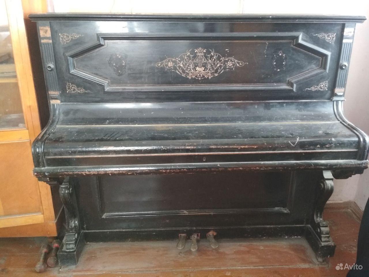 Пианино антикварное немецкое sponnagel. Саратовская область,  Саратов