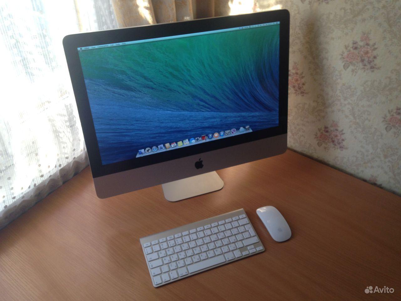 Продам iMac 21.5