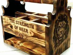 Ящик переноска для пива 368