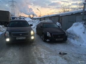 Разборка Кадиллак Cadillac Escalade, CTS, STS, SRX