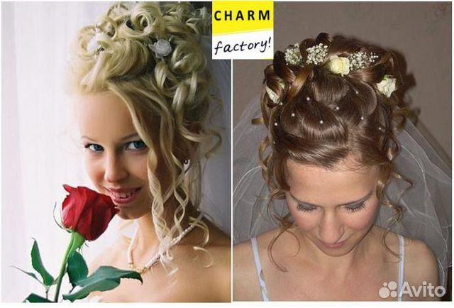 свадебные прически в брянске фото и цены