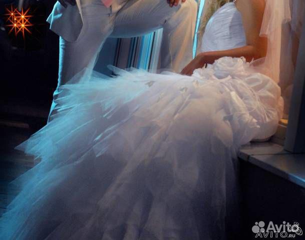 Объявление о продаже Свадебное платье + подарки в Краснодарском крае на AVITO.ru.