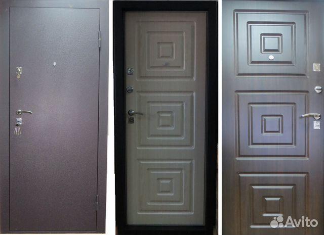 входная двери под заказ в частный дом