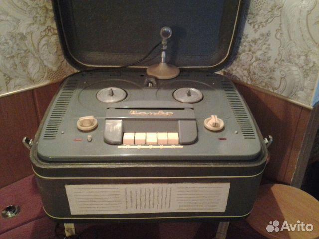 Катушечный магнитофон тембр