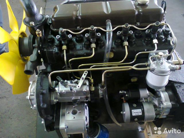 Перечень запчастей двигателя д3900