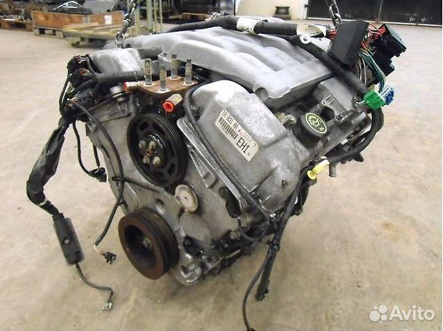 Ремонт двигателя форд 2 5