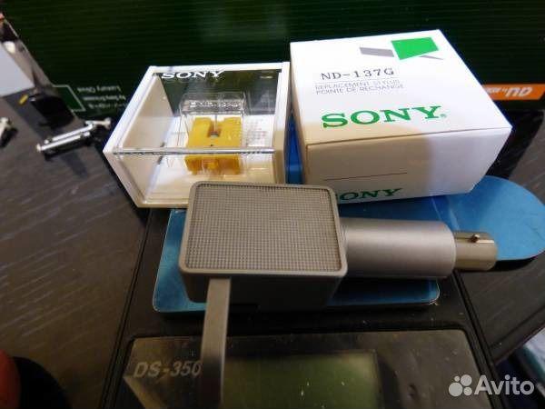 Sony VL-37G комб. картридж с нов. иглой 89107308727 купить 1