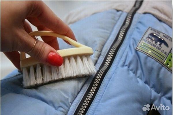 Чистка пуховика сухая в домашних условиях