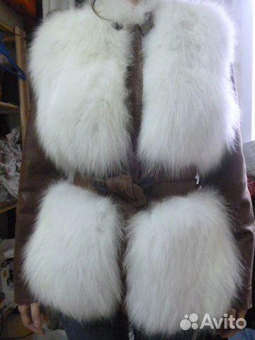 Продам куртку меховую