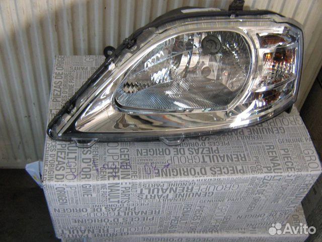 Nitrogentechi Продажа Фара левая Renault Logan в Новокузнецке.