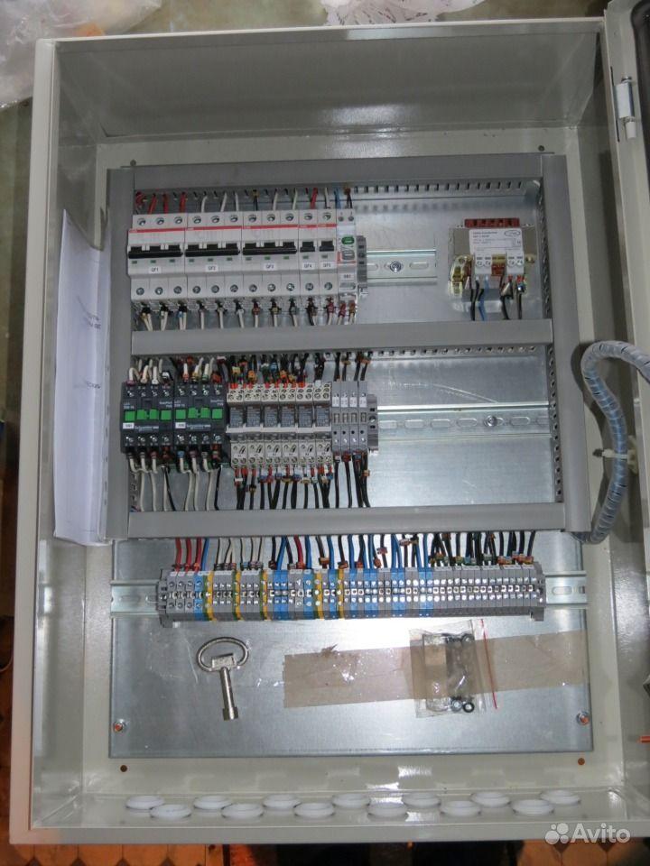 Разработка электрических