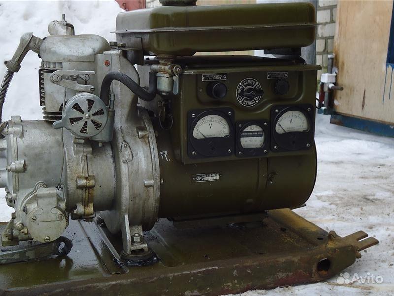 Генератор бензиновый в курске курске