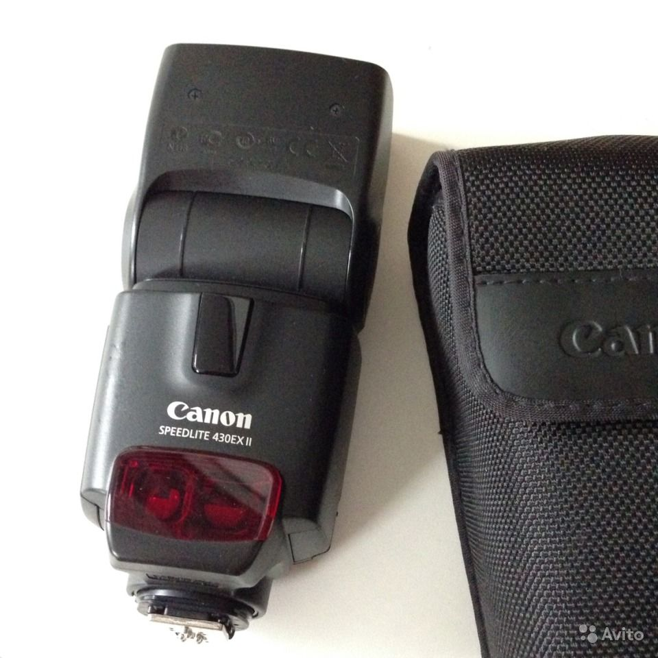 Купить Вспышка Canon Speedlite 43 EX II - Интернет