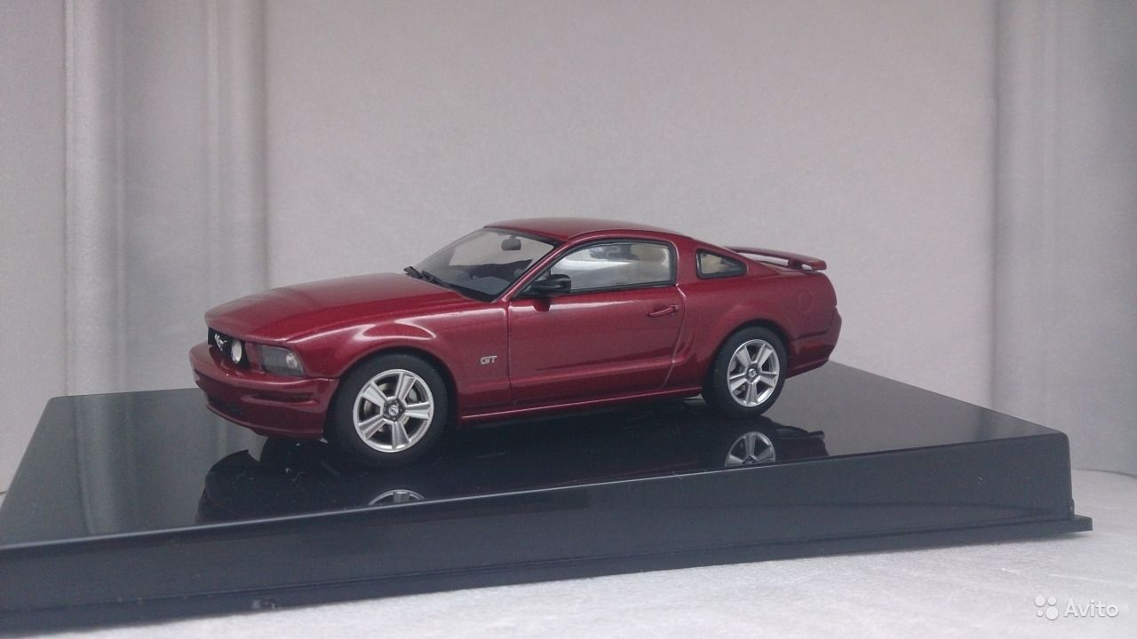 Ford mustang gt 2005 red fire 2004 auto show versi