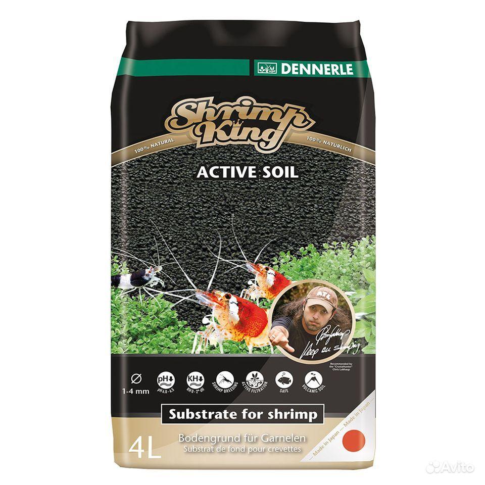 Грунт питательный dennerle Shrimp King Active Soil купить на Зозу.ру - фотография № 1