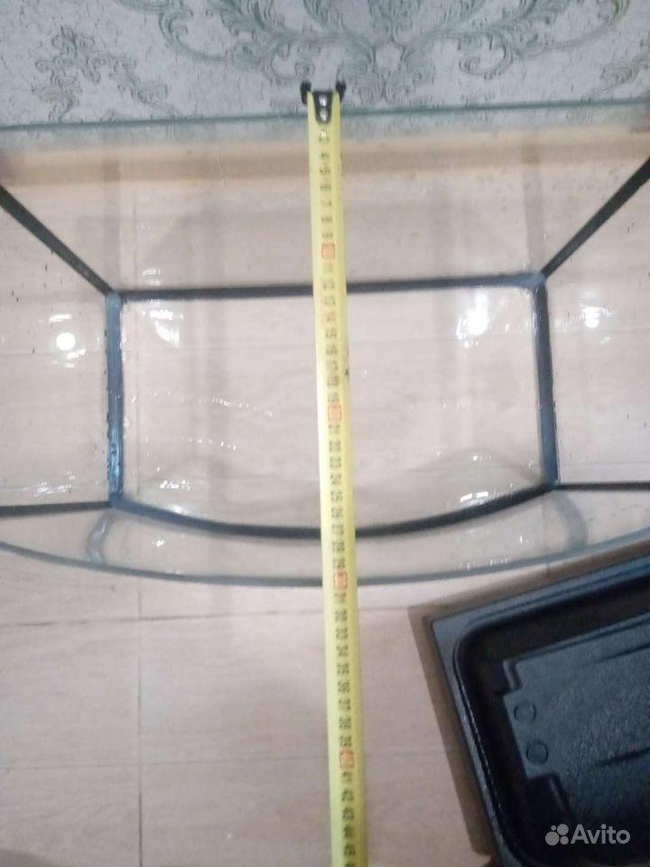 50 литров Аквариум с крышкой купить на Зозу.ру - фотография № 6