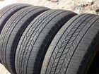 Комплект летних шин Dunlop 225/65R18 б/п по рф
