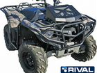"Вынос радиатора rival ""yamaha grizzly 700"""