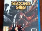 Игра ps4 Infamous Second Son