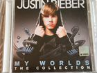 CD диск Justin Bieber My Worlds The Collection