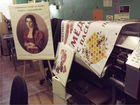 Широкоформатная печать - баннеры, наклейки