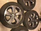 Диски,шины на Opel Mokka originals