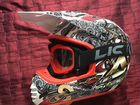 Шлем для мотокросса acerbis ограниченной коллекции
