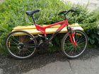 Велосипед Mikado на запчасти