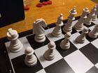 Шахматы, шашки, нарды магнитные