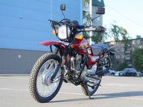 Мотоцикл Regulmoto SK 150-22 (красный)
