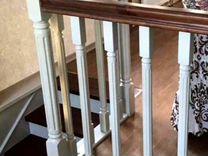 Деревянные лестницы в частный дом