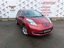 Nissan Leaf AT, 2012, 125000км