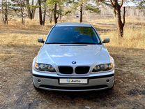 BMW 3 серия, 2002, с пробегом, цена 399000 руб.