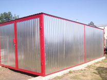 Металлический гараж разборный бу купить в спб куплю гараж балхаш