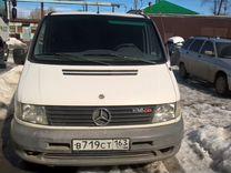 Mercedes-Benz Vito, 2001 г., Ульяновск