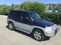 Mitsubishi Pajero, 1998 г., Екатеринбург