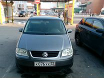 Volkswagen Touran, 2003 г., Санкт-Петербург