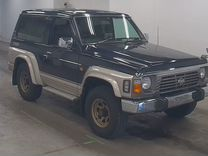 Запчасти на Nissan Safari Y60