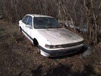 Mitsubishi Galant, 1988, с пробегом, цена 15 000 руб.