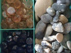 Камни и украшения для аквариума