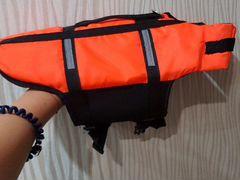 Плавательный, спасательный жилет для собак М