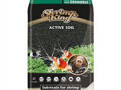 Грунт питательный dennerle Shrimp King Active Soil