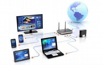 как настроить интернет в ux-40: