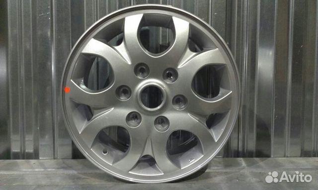 диски hyundai grand starex r16