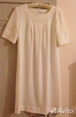 Белое платье bonprix