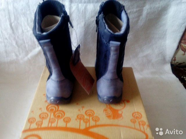 Туфли на платформе бежевого цвета
