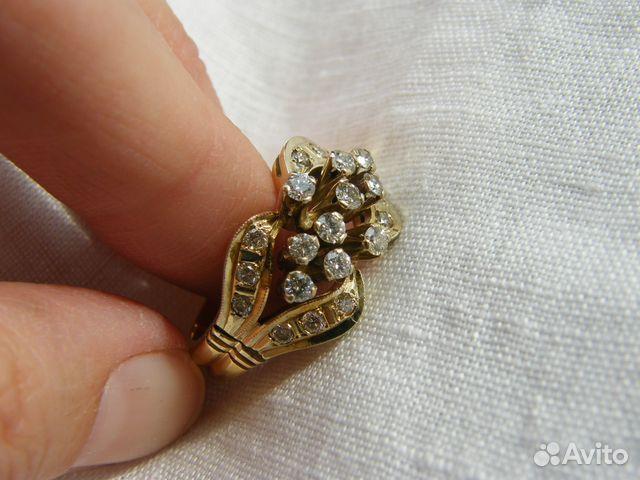 золотые кольца советских времен